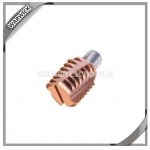 Machine Tools- Interchangeable carbide thread milling heads