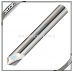 Machine Tools-carbide flat chamfering end mill