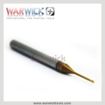 carbide Long Neck short flute end mill