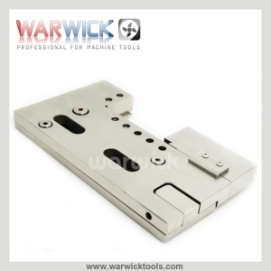 Adjustable Fixture Stainless Precision vise For EDM