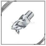 Machine Tools-Interchangeable carbide aluminum heads
