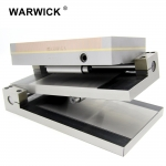 Double Way Sine Plate With Fine Pole Magnetic Chuck