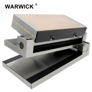 Double Way Sine Plate With Permanent Magnetic Chuck
