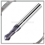 Machine Tools-Carbide V-point endmills